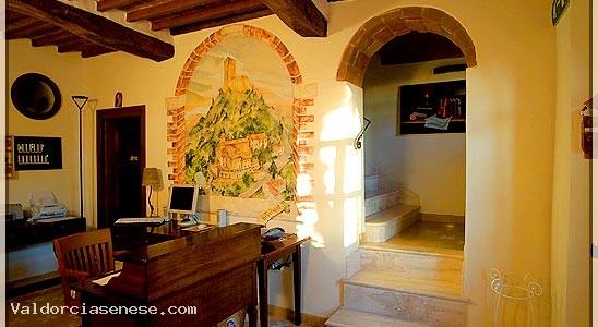 San simeone alberghi castiglione d 39 orcia val d 39 orcia senese - Alberghi bagno vignoni ...