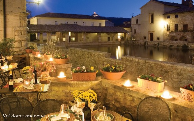 Le Terme Hotels San Quirico D Orcia Val D Orcia Senese